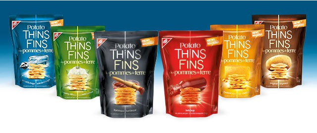 POTATO THINS