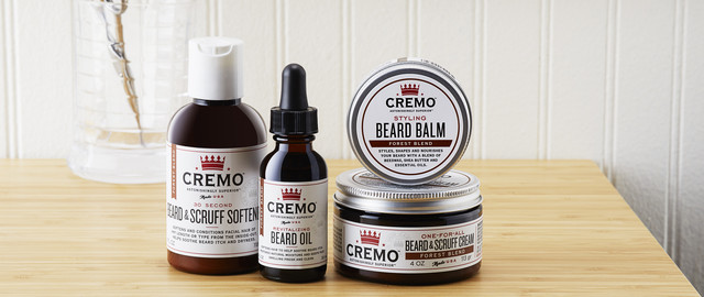 Cremo Beard Care Products coupon