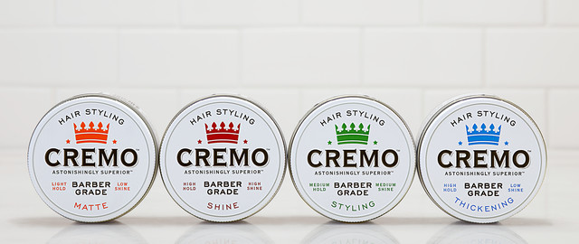 Cremo Barber Grade Hair Products coupon