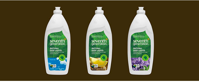 Seventh Generation natural dish liquid coupon