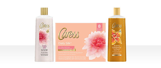 Caress Body Wash or Bar coupon