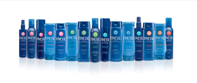Finesse shampoos and conditioners coupon