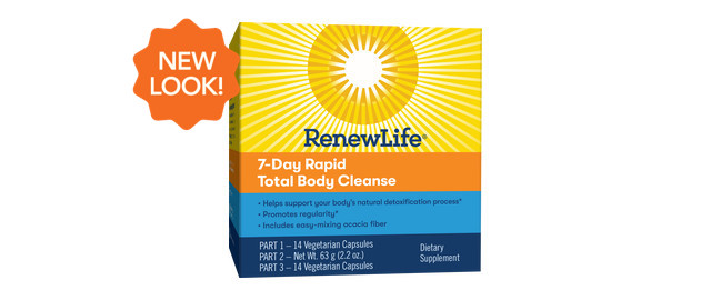 Renew Life® Cleanses coupon