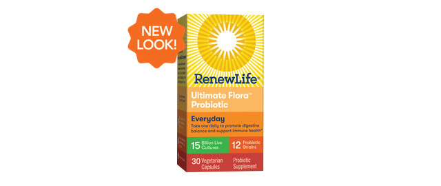 Renew Life® Everyday Probiotics coupon