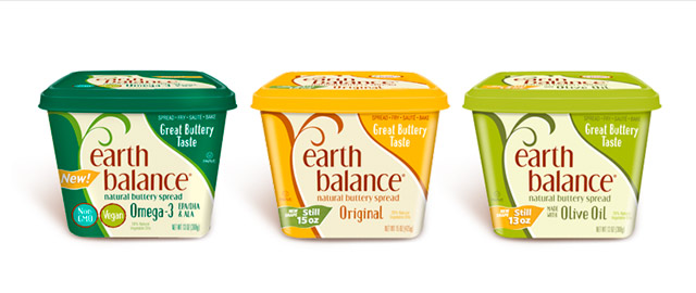 Earth Balance natural buttery spreads coupon