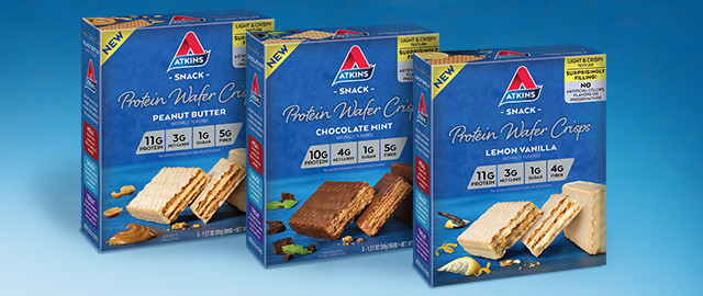 Atkins® Protein Wafer Crisp Bars coupon