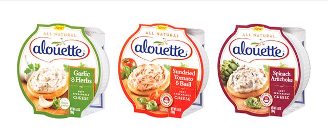 Alouette spreadable cheese coupon