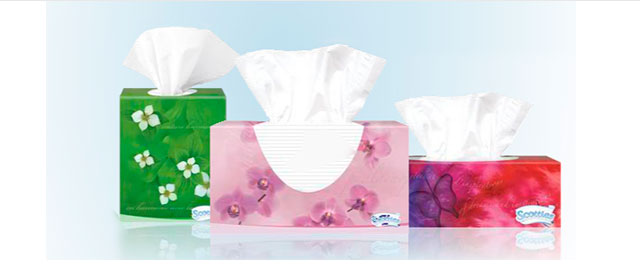 Scottie's Facial Tissue coupon