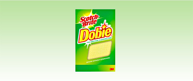 Scotch-Brite Dobie All Purpose Cleaning Pads coupon