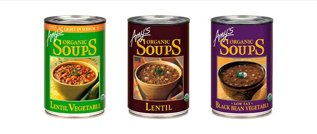 Amy's Organic Soups coupon