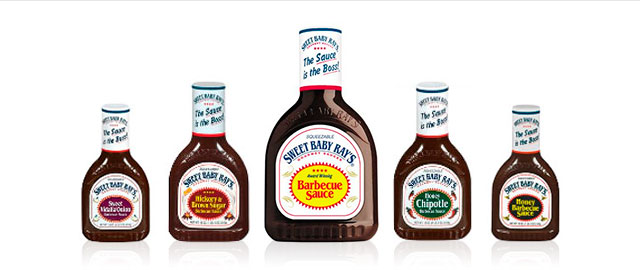 Sweet Baby Ray's Barbecue Sauce coupon