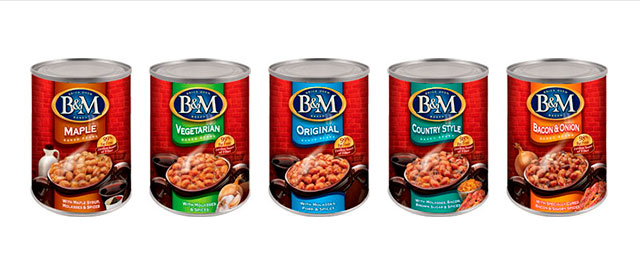 B&M Baked Beans coupon