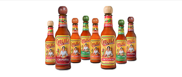Cholula hot sauce coupon