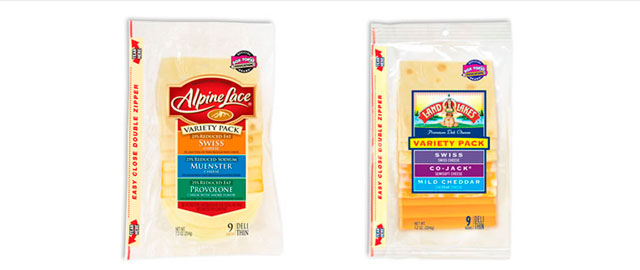Land O'Lakes pre-sliced deli cheese coupon