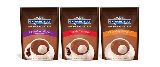 Ghirardelli Premium Hot Cocoa coupon