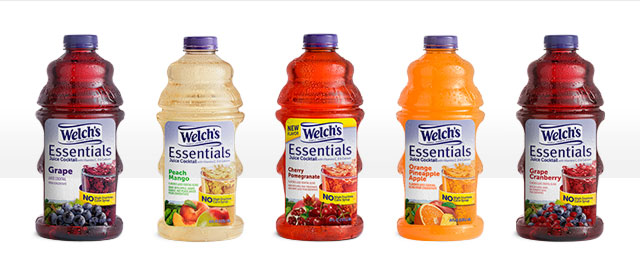 Welch's Essentials Juice coupon