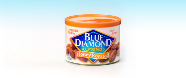 Blue Diamond Honey Roasted Almonds coupon