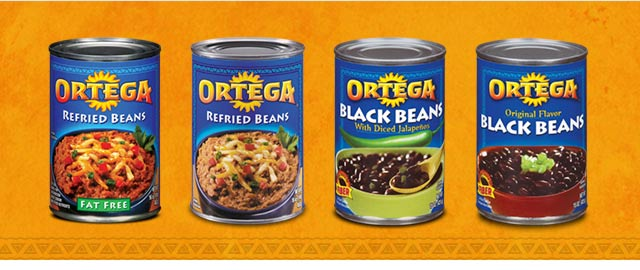 Ortega beans coupon
