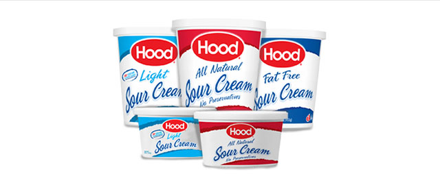 Hood sour cream coupon