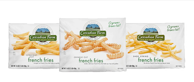 Cascadian Farm French Fries coupon
