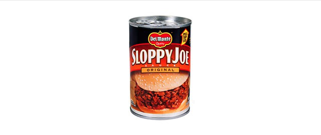 Del Monte Sloppy Joe Sauce coupon