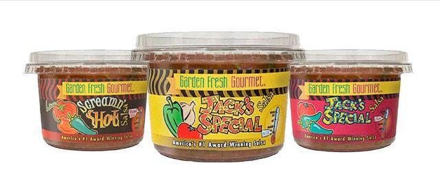 Garden Fresh Gourmet All-Natural Salsa coupon