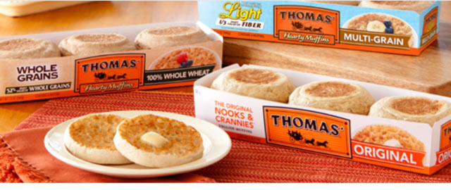 Thomas' English Muffins coupon