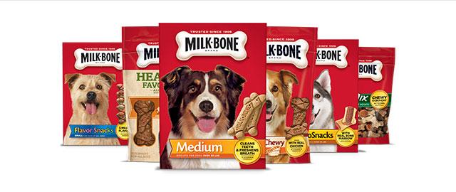 Milk-Bone® dog snacks coupon