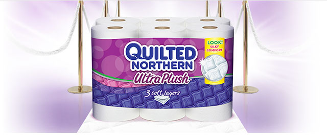 Quilted Northern bath tissue coupon