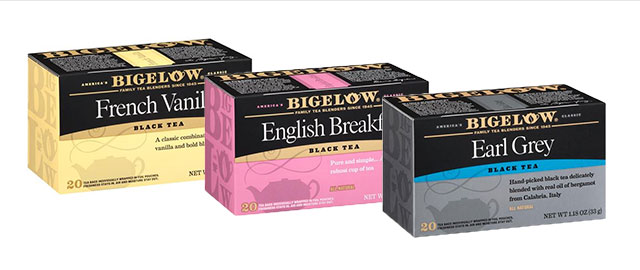 Bigelow tea coupon