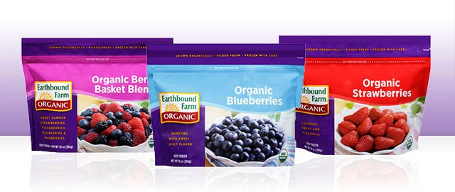 Earthbound Farm Frozen Fruit coupon