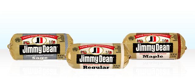 Jimmy Dean Premium Pork Sausage roll coupon