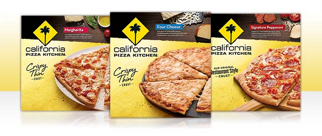 California Pizza Kitchen® frozen pizza coupon