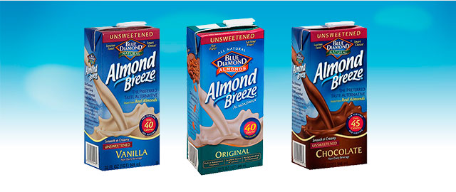 Almond Breeze Almondmilk coupon