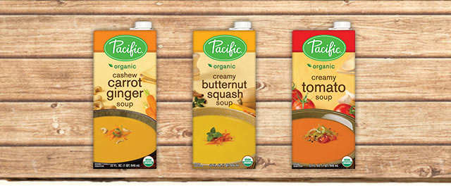 Pacific Foods soup coupon