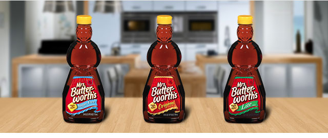 Mrs. Butterworth's syrup coupon
