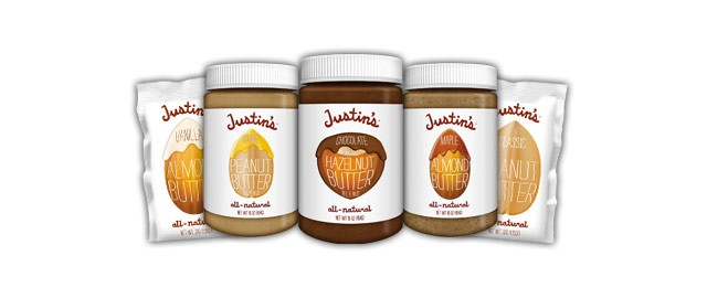 Justin's All-Natural Nut Butter coupon