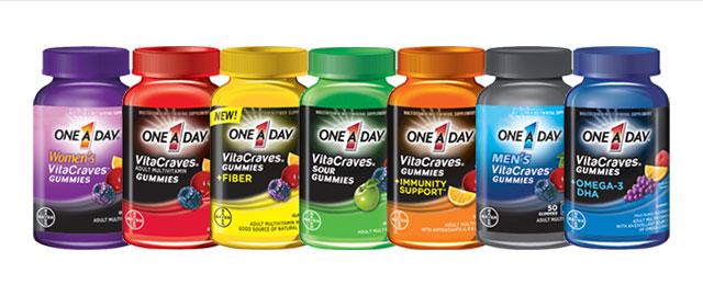 One a Day multivitamin coupon