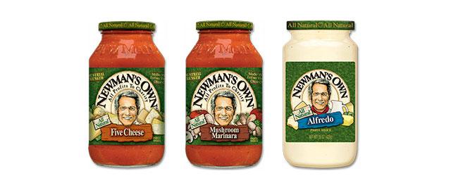 Newman's Own pasta sauce coupon