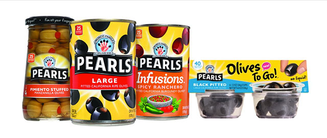 Pearls® olives coupon