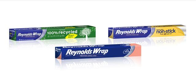 Reynolds Wrap Aluminum Foil coupon
