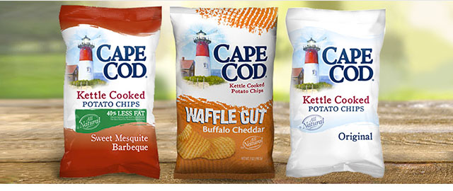 Cape Cod Chips coupon