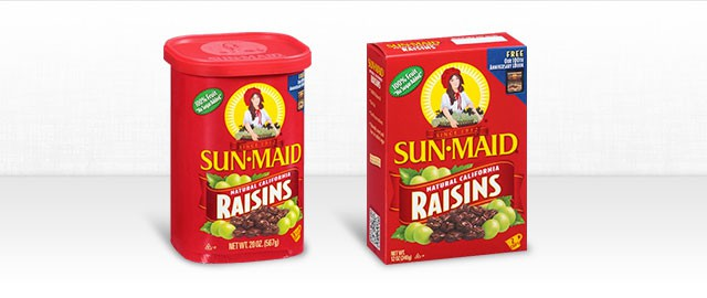 Sun-Maid Raisins coupon