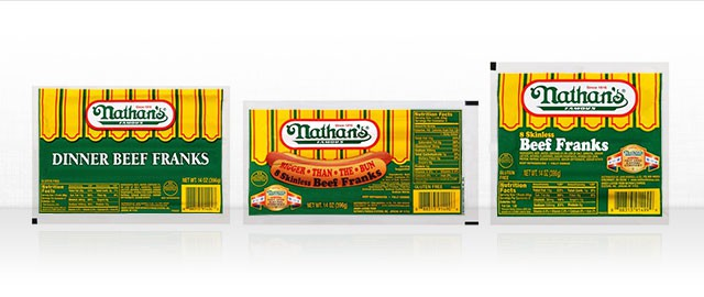 Nathan's Famous Hot Dogs coupon