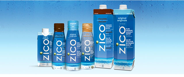 ZICO Pure Coconut Water coupon