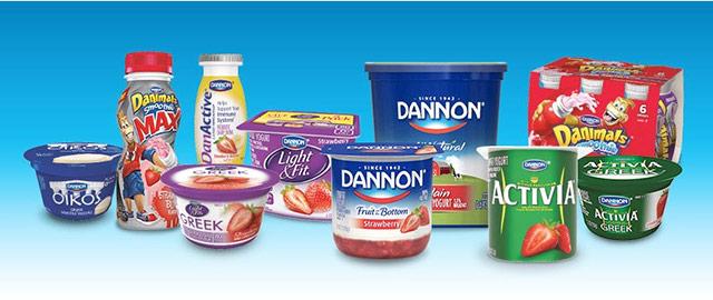 Dannon yogurt coupon