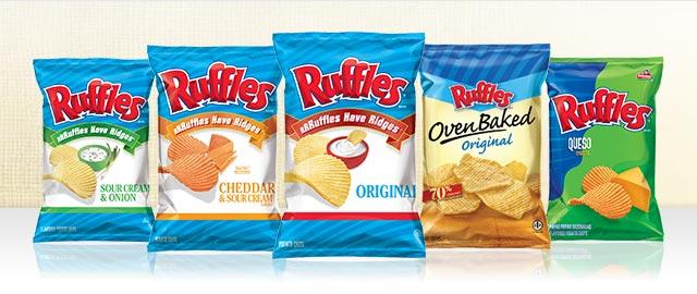 Ruffles coupon