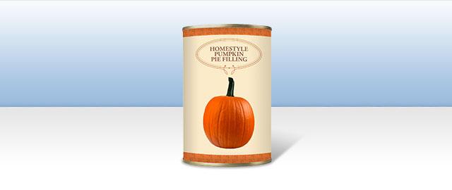 Pumpkin puree coupon