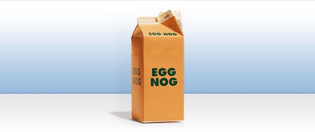 Any eggnog coupon