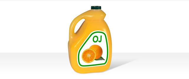 Any orange juice coupon